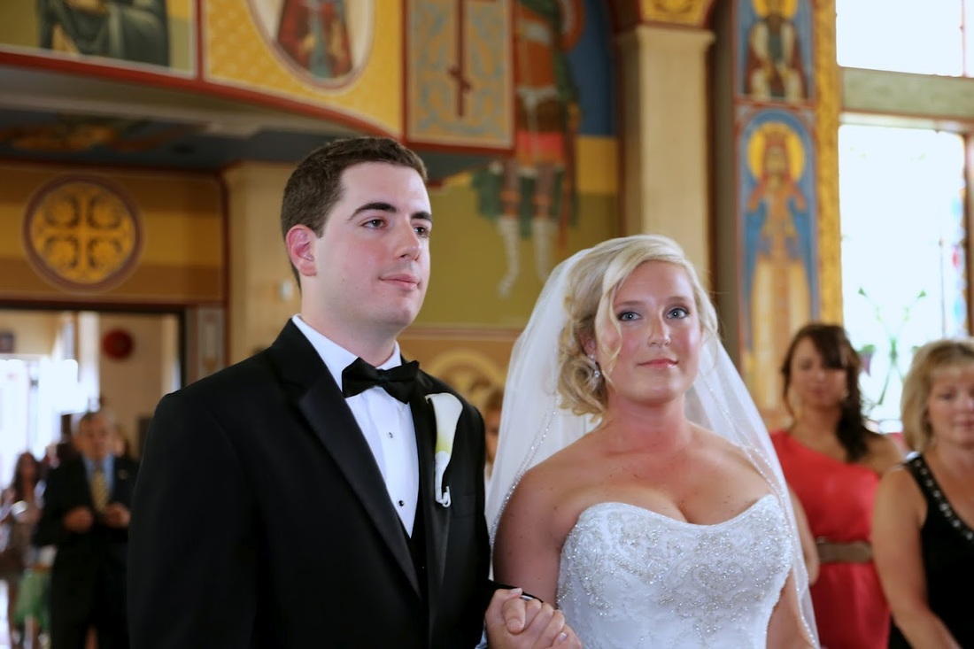 Russian orthodox marriage