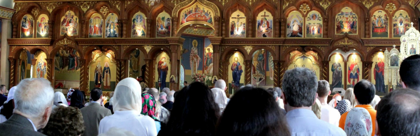Church Etiquette - Russian Orthodox Church of Three Saints